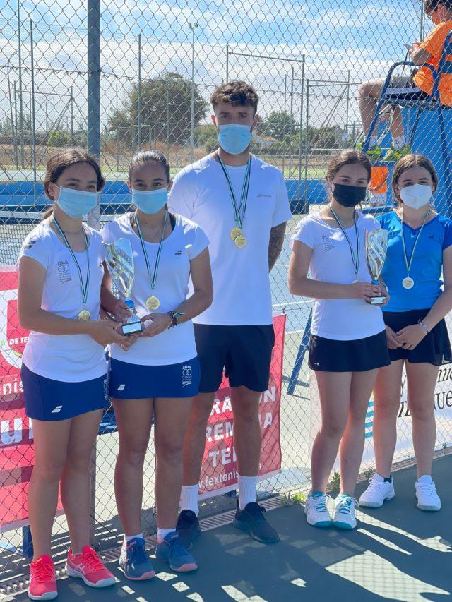 Entrega de Premios Campeonato de Tenis
